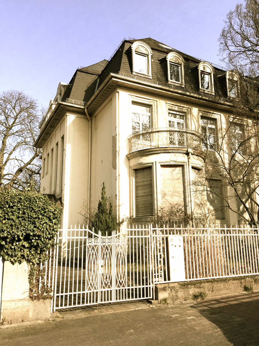 Villa Broßstrasse 5